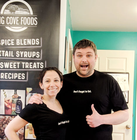 Big Cove Foods Sarah & Dave