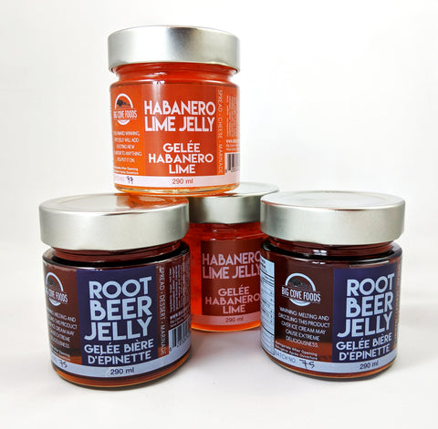Rootbeer Jelly from Big Cove Foods