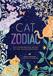Cat Zodiac Book by Maeva Considine