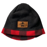 Buffalo Check Wool Hat