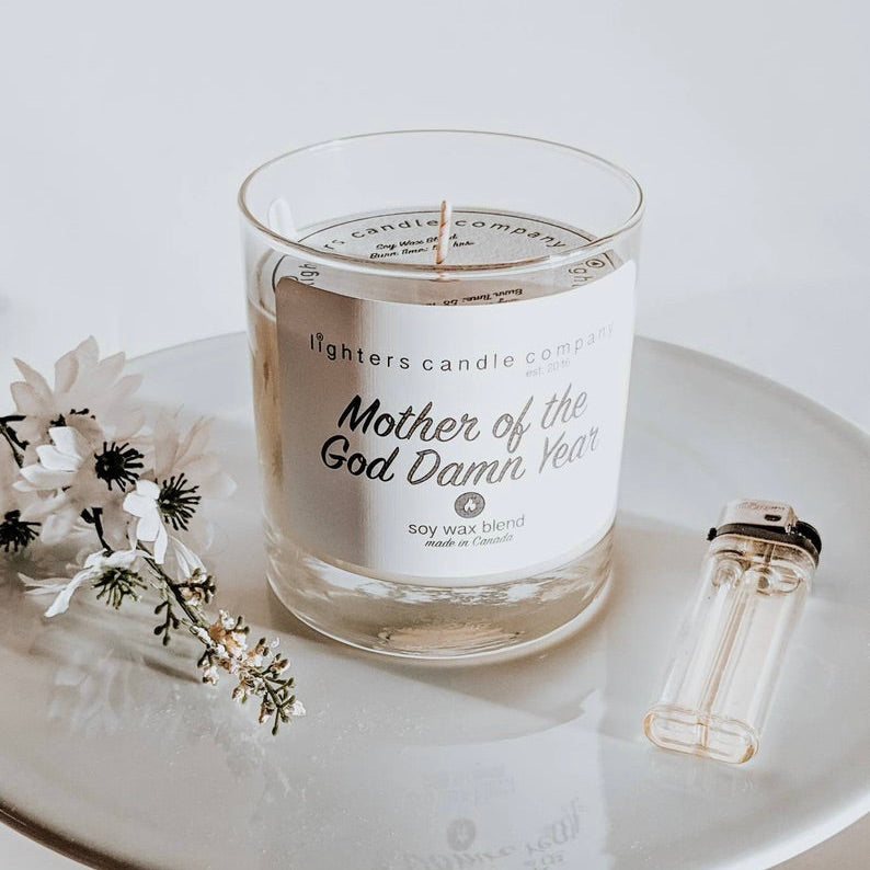 Sweary Candles by Lighters Candle Company