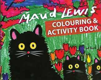 Maud Lewis Coloring & Activity Book