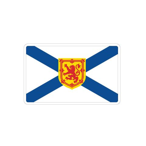 Nova Scotia Flag Patch