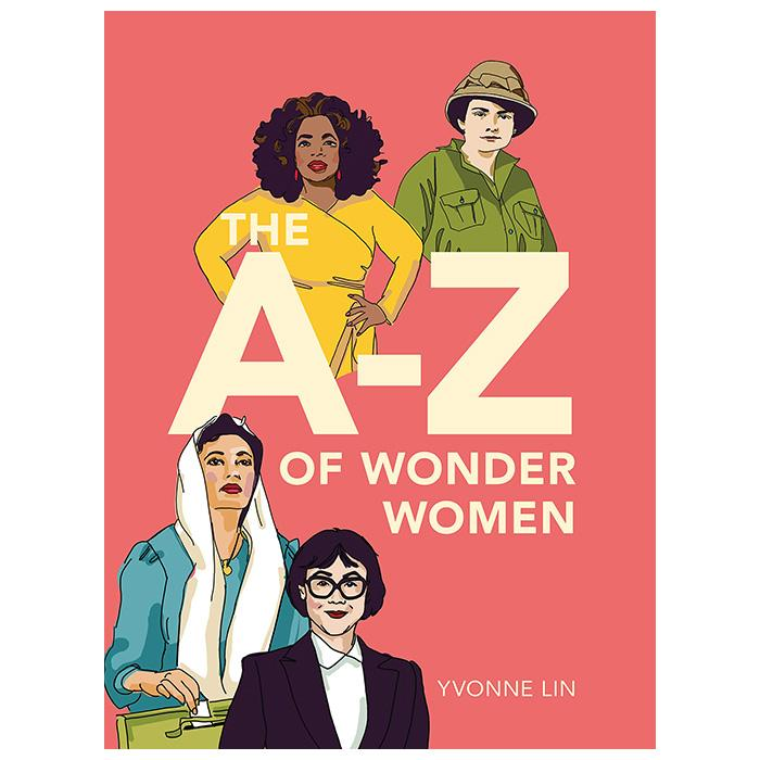 The A - Z of Wonder Women Book