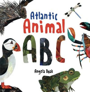 Atlantic Animal ABC Book