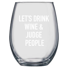 Wine Glasses by Classy Cards