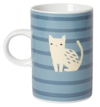 Frenchie & Cat Mug