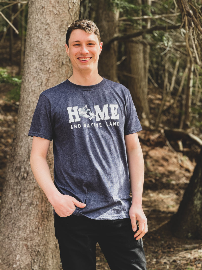 Home and Native Land Unisex T-shirt