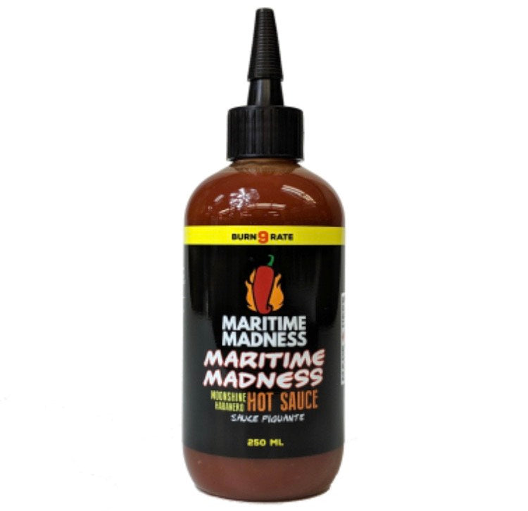Maritime Madness Hot Sauces - Various Flavours