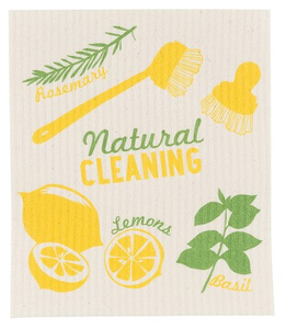 Natural Cleaning Ecologie Swedish Dishcloths