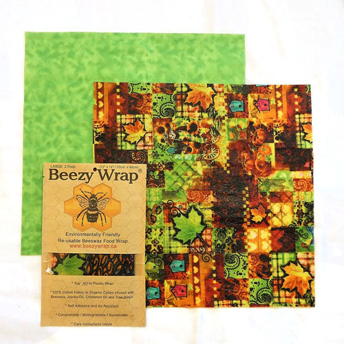 Beezy Wax Wrap Packs