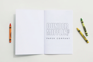 Colouring Books by Party Mountain Paper
