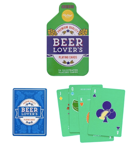 Beer Lovers Playing Cards