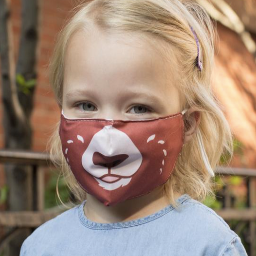 Kid's Animals Face Masks