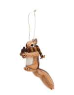 Woodland Animals Ornaments