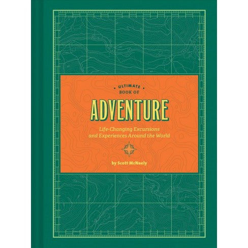 Ultimate Book Of Adventure