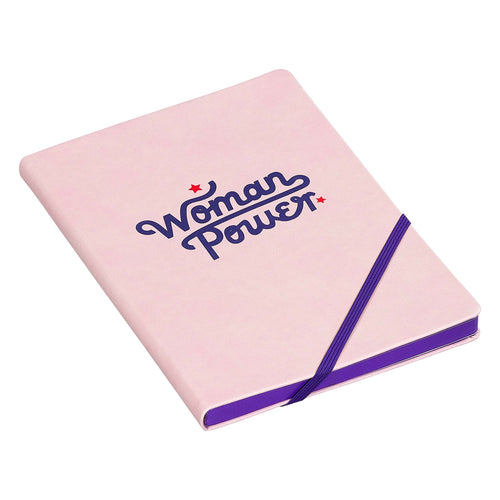 Woman Power Notebook