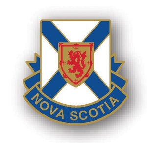 Nova Scotia Crest Pin