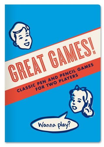 Great Games Notebook