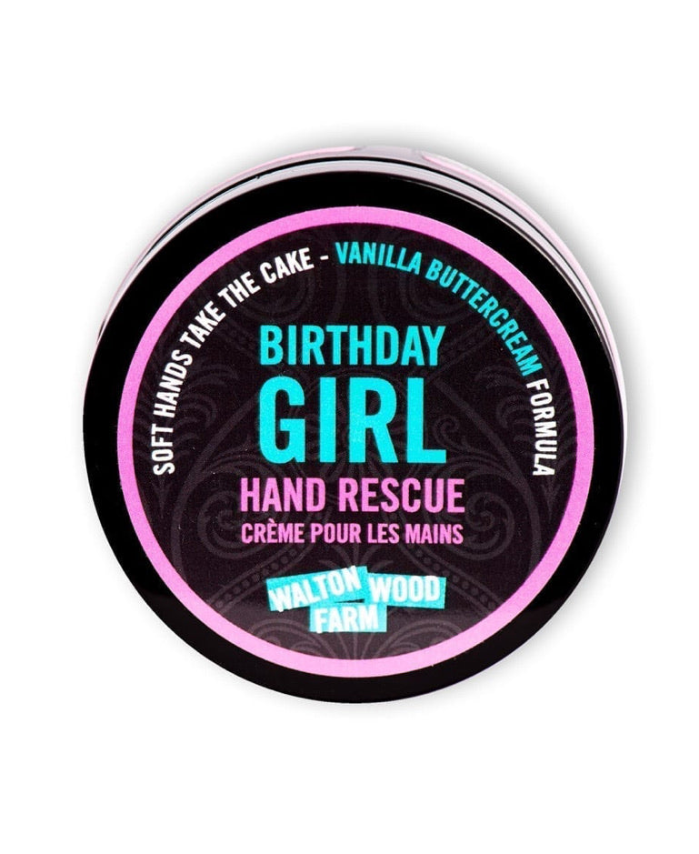 Hand Rescue 4 oz Tub-various