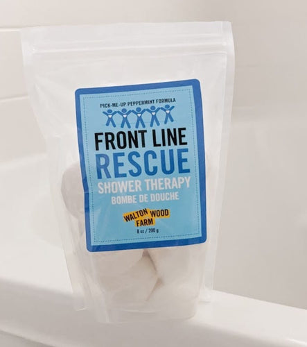 Front Line Rescue Shower Therapy
