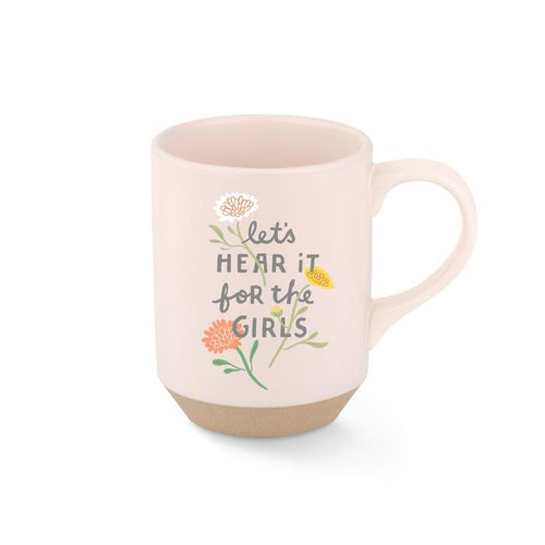 For The Girls Stoneware Mug