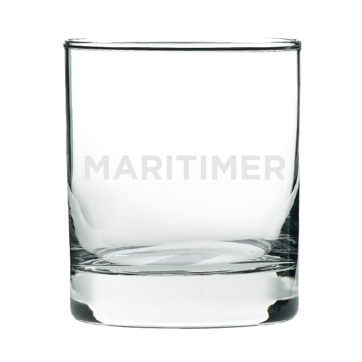 Maritimer White Rock Glass
