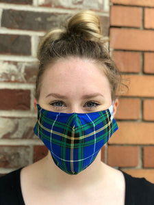 NS Tartan Non-Medical Grade Mask