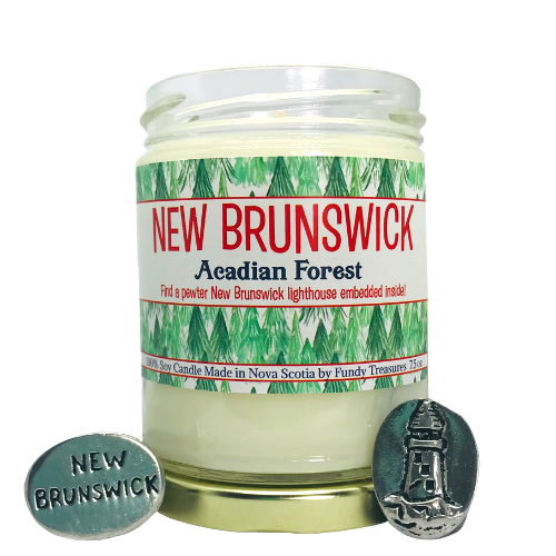 Fundy Treasures Candles