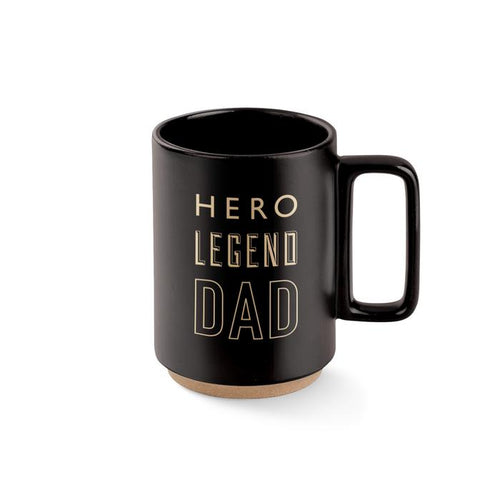 Hero Legend Dad Mug