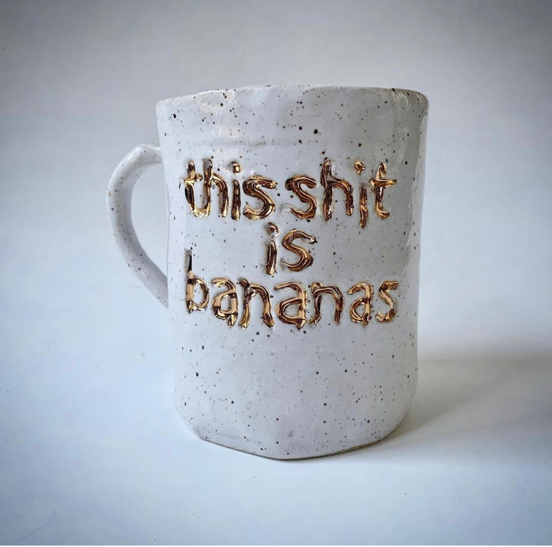 This Sh*t is Bananas Mug