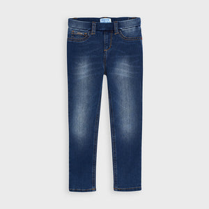 Basic jeans for girl (mayoral)