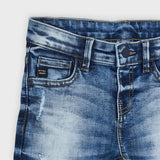 Loose fit ripped jeans for boy (mayoral)