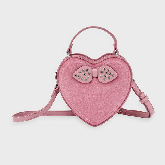 Heart bag for girl  (mayoral)