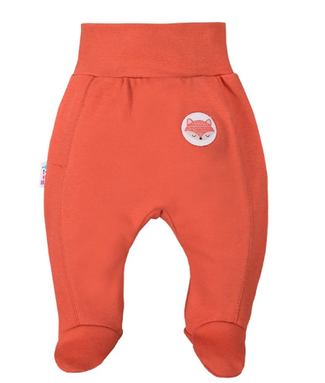 unisex BABY boy girl FOOTED PANTS