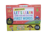 Let's learn first words