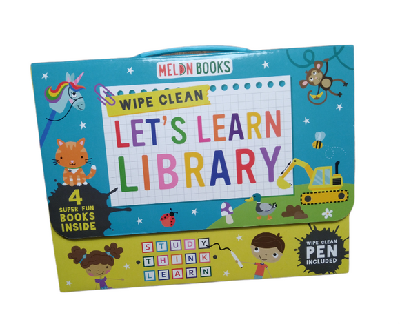 Let's learn library