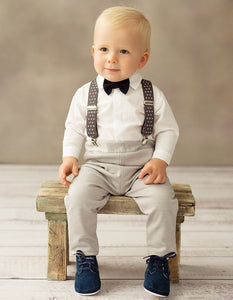BABY BOY OUTFIT CHRISTENING WEDDING OCCASION