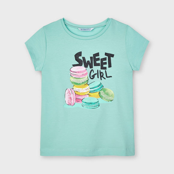 S/s t-shirt (mayoral) Macaroons