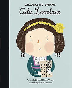 Little People, BIG DREAMS Ada Lovelace Hardcover book 32 p.