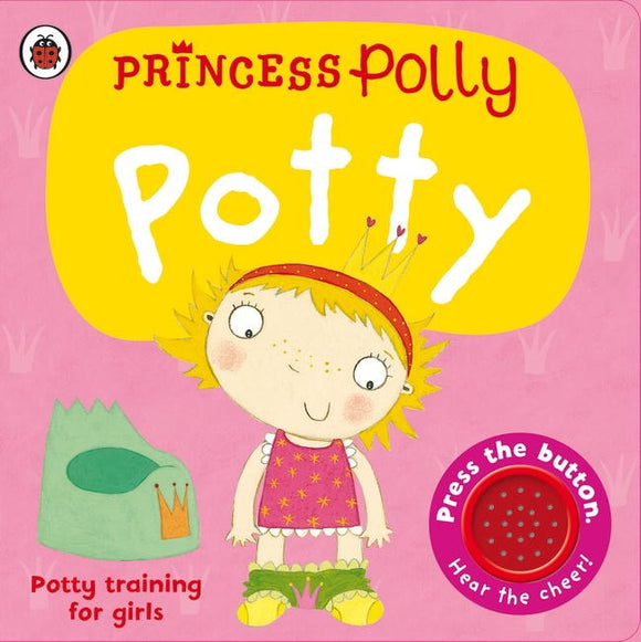Princess Polly's Potty (Hardcover)