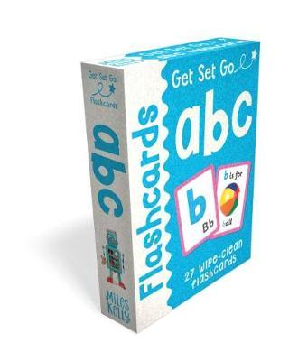 Get Set Go: Flashcards - ABC