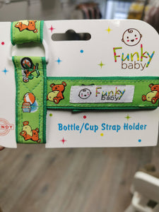 Velcro Bottle/Cup, Toy Strap Holder