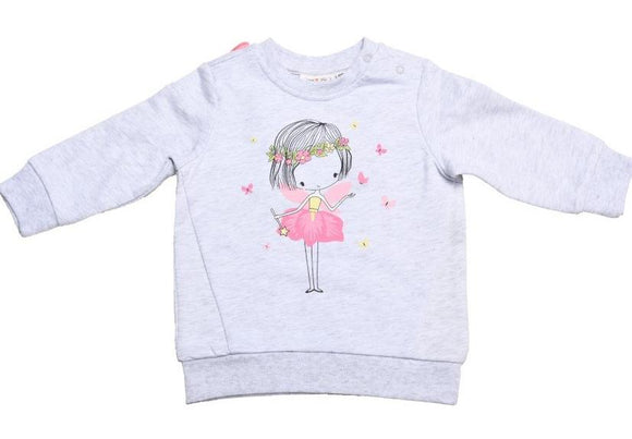 Girl's  jumper Fairy    (can go)
