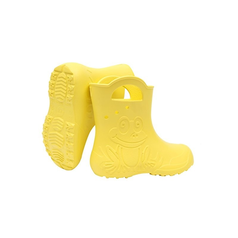 Lightweight rainboots wellies From Yellow