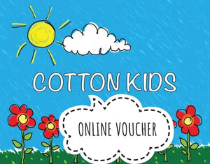 Cottonkids.ie Gift Card (digital)
