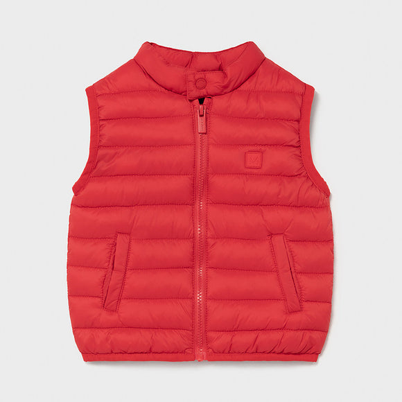Padded gilet for baby boy    (mayoral)