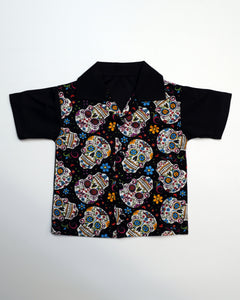 Sugar Skull Lounge Shirt