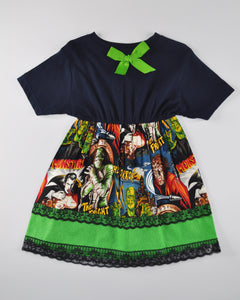 Classic Monster Dolly Dress