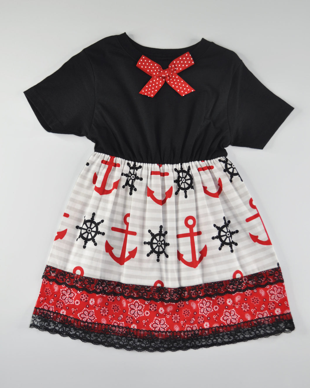 Sweet Sailor Dolly Dress
